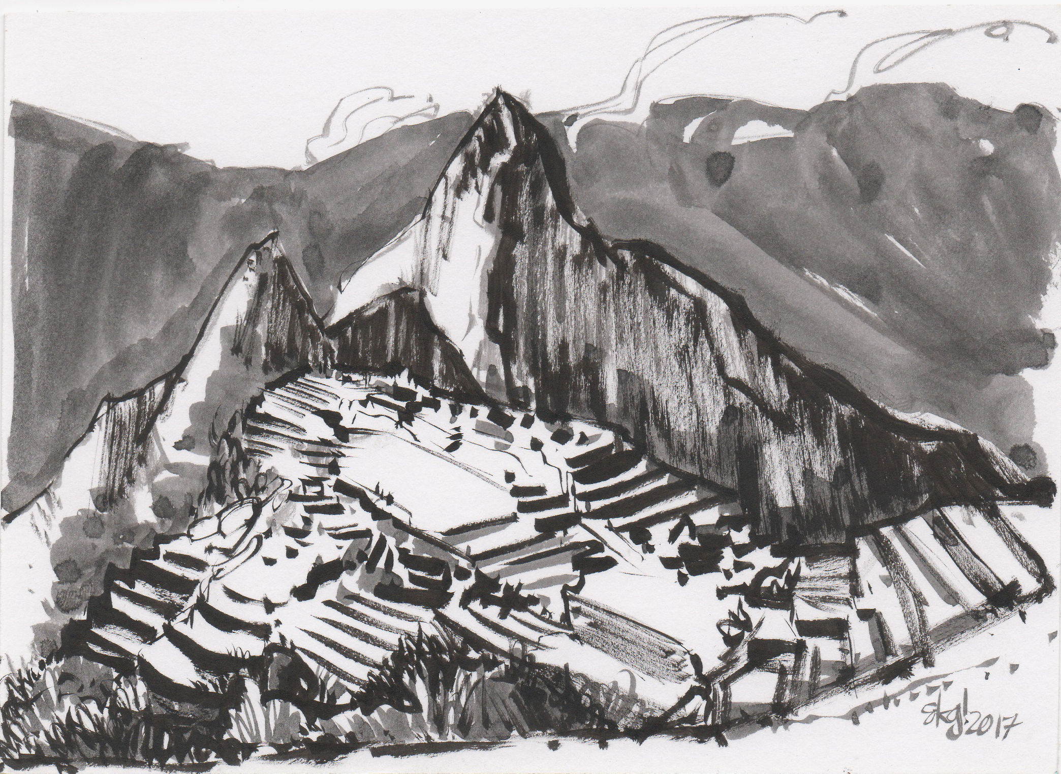 Machu Picchu 6 b